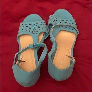 Banboo heels